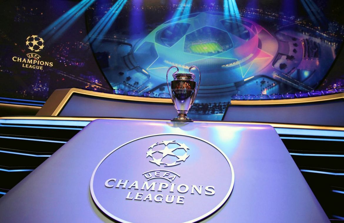 Officially: The Champions League Final has been transferred!  20,000 spectators on the football stadium