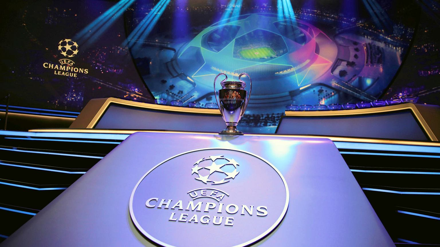 Champions League Cup.