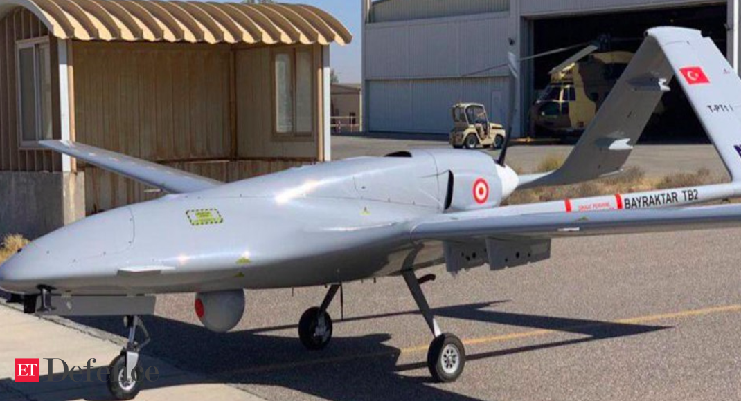 Poland is the first country in NATO to buy Turkish drones