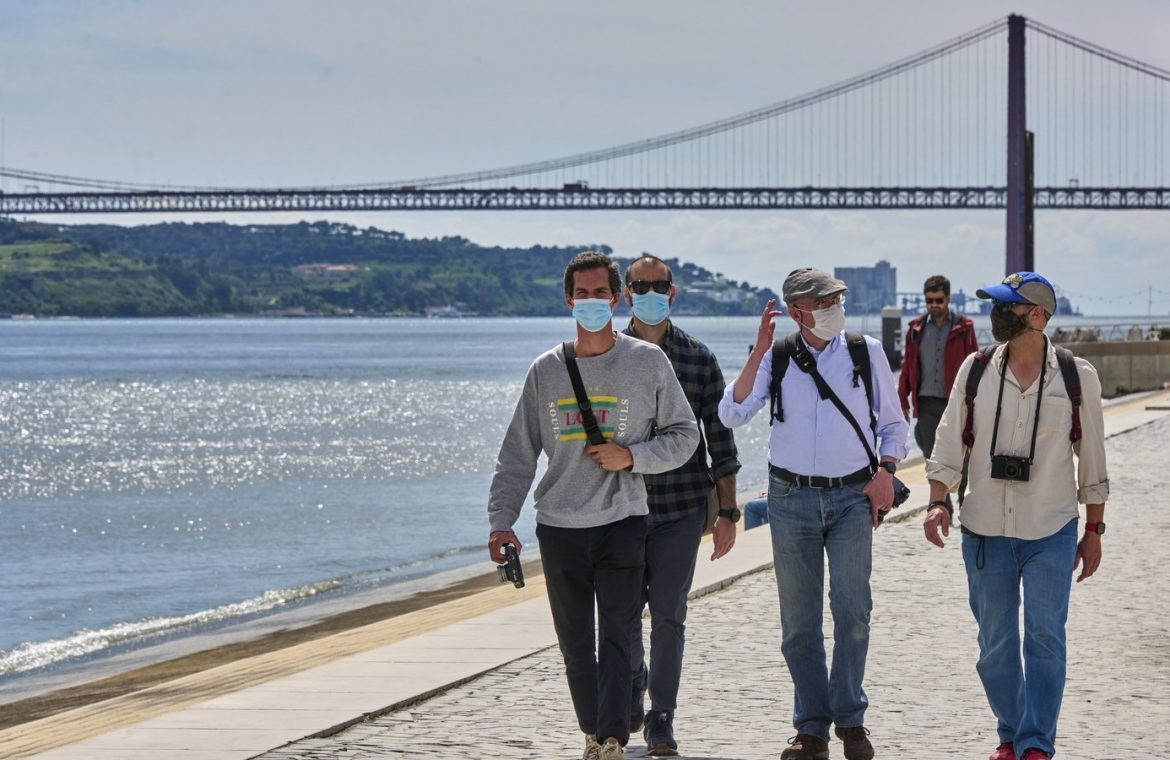 Portugal will begin reopening its doors to tourists from the European Union on Monday