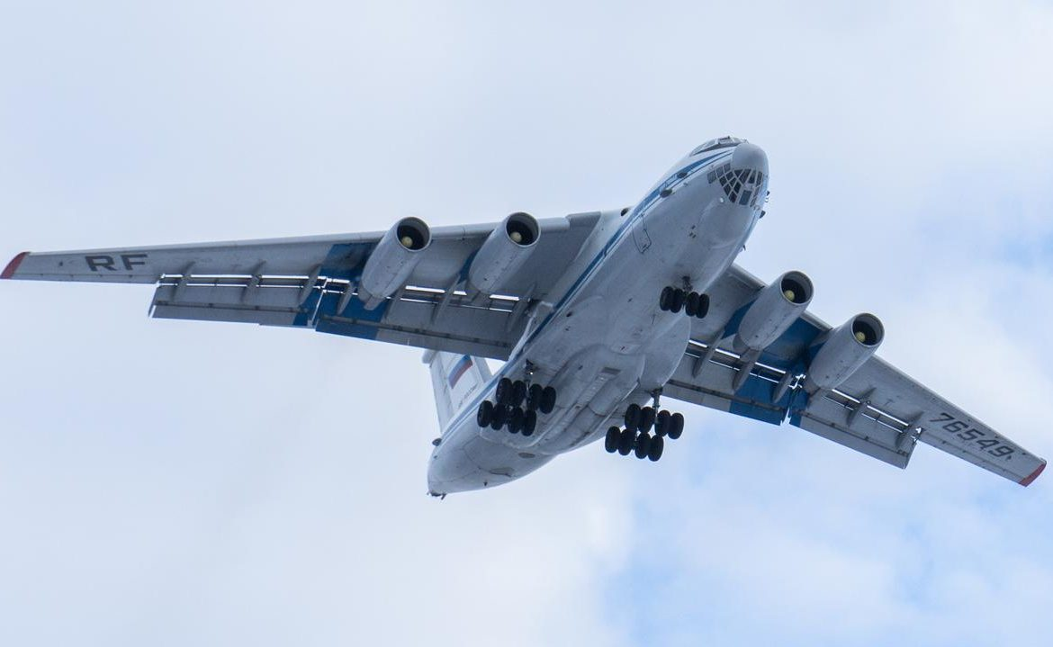 """Russia is leaving the """"Open Skies"""" treaty.  The State Duma unanimously supported the decision"""
