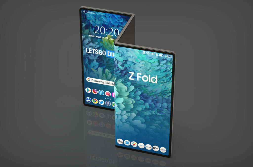 Samsung's Unusual OLED Screens Coming Soon in Smartphones!