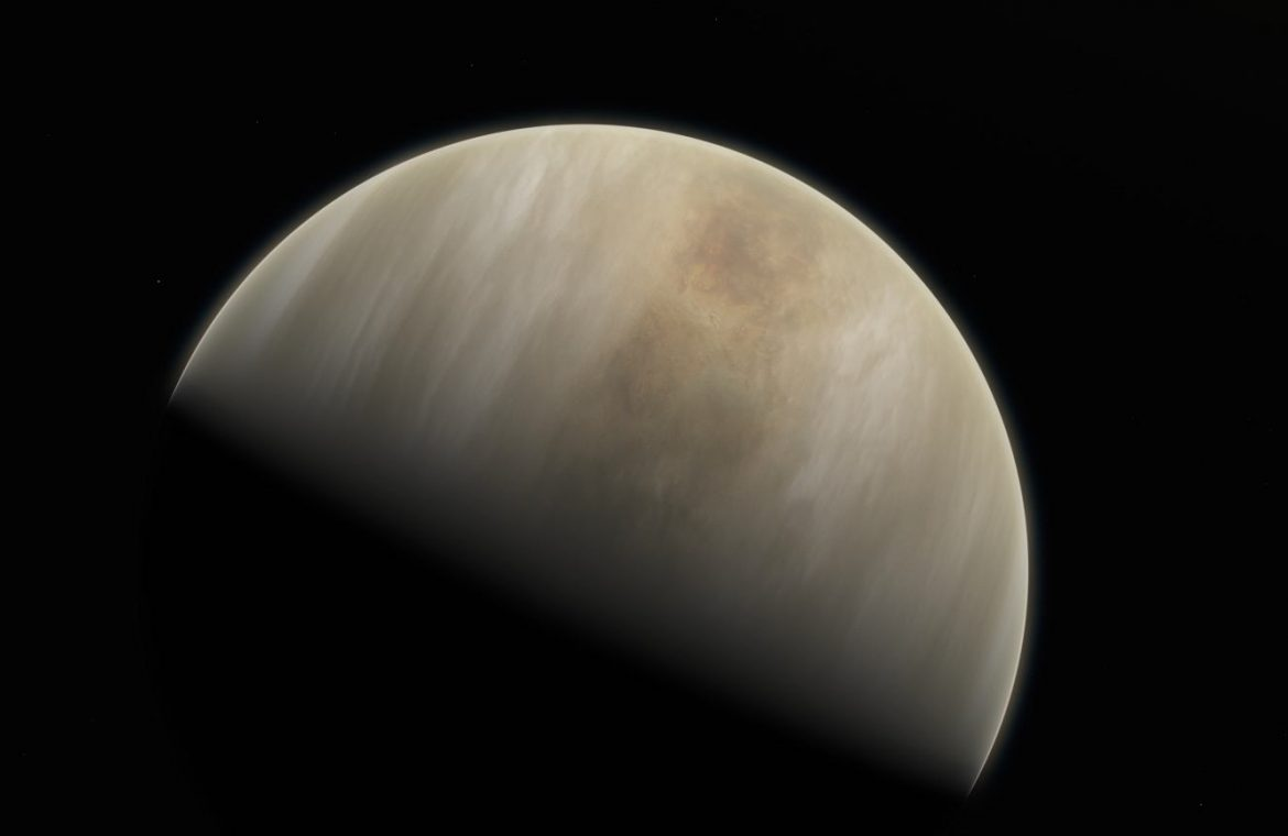 Scientists have detected radio emissions in the atmosphere of Venus.  Now you can listen to it