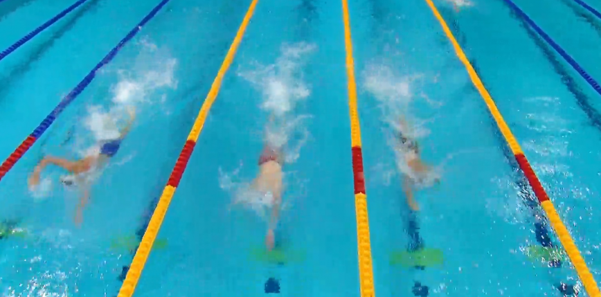 Swimming - Middle East: Men only follow with promotion to the Final