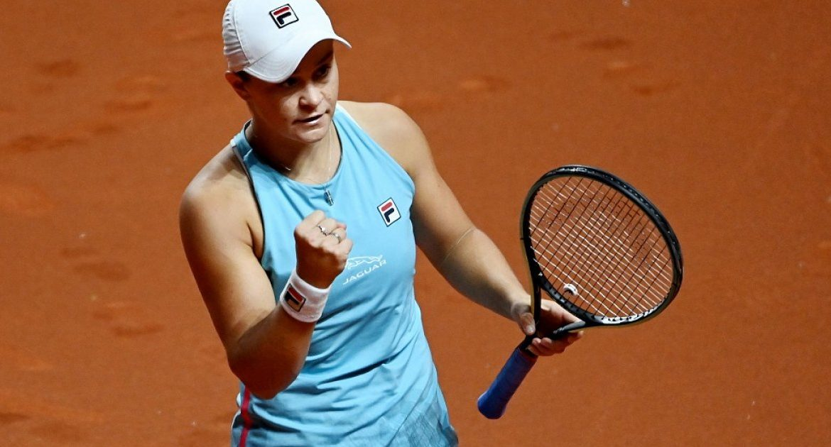 The French Open Masters Barty and Shvetiek prepared a duel in Sports Madrid