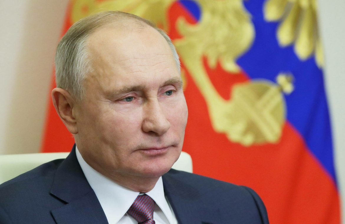 The Russian President talks about COVID-19 vaccines