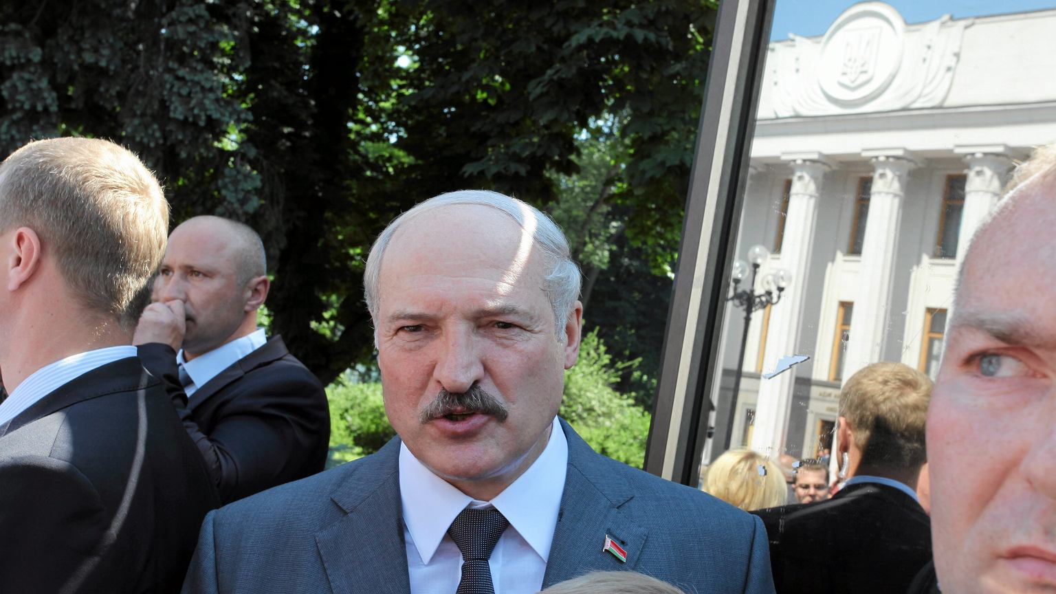Alexander Lukashenka, President of Belarus