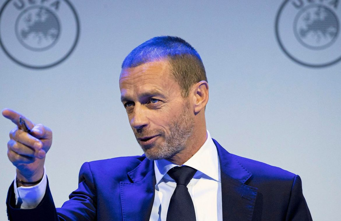 The hosts may lose the euro!  UEFA president sets an ultimatum for football