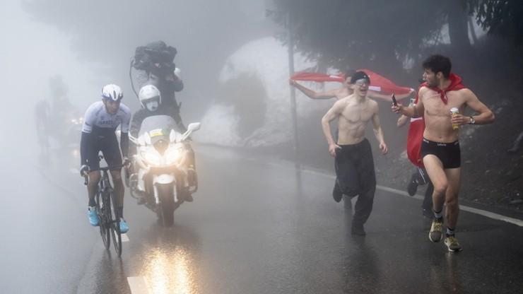 Tour de Romandie: Michael Woods wygrał etap i został liderem. Wypadek Gerainta Thomasa