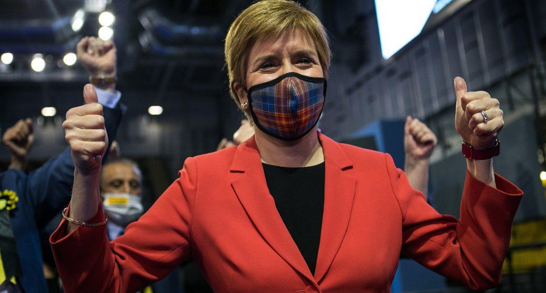 Boris Johnson calls summit as Scotland renews independence referendum call