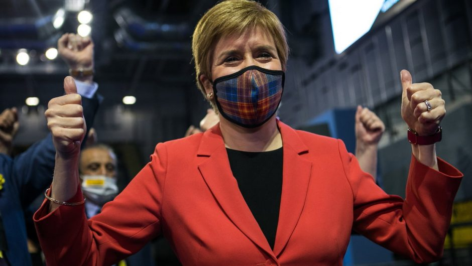 United Kingdom: Independents win elections in Scotland