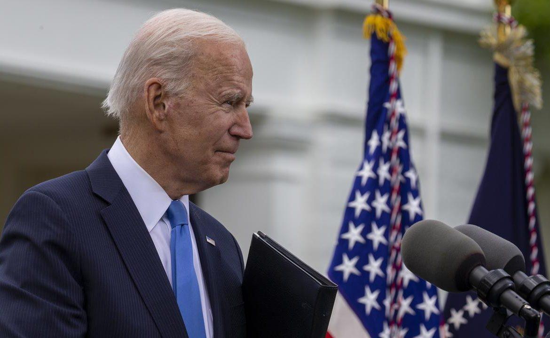 United States of America.  Joe Biden vetoed Donald Trump's immigrant insurance decision