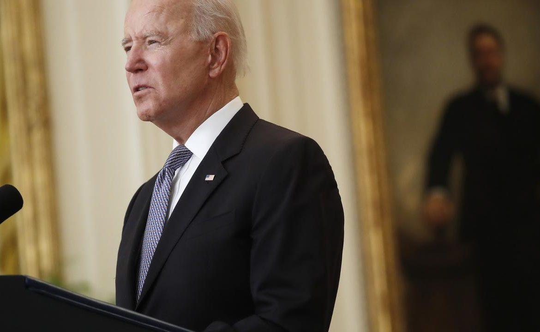 United States of America.  President Joe Biden issued his tax return