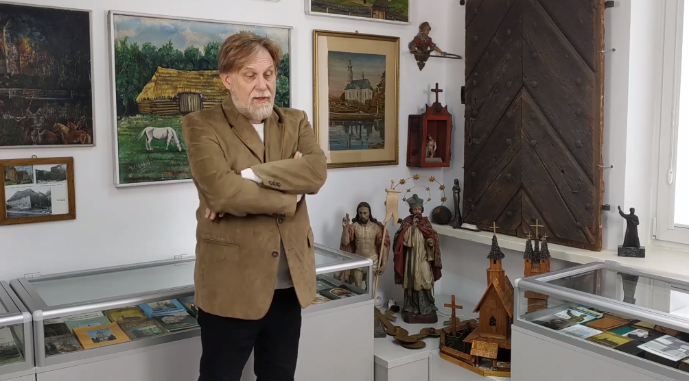czecho.pl: Jacek Cwetler's Historical Lecture on Wawel Fabric at MDK