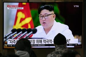 Media: The second designated official in North Korea