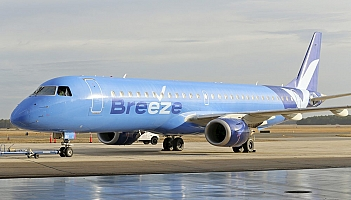 A new airline in the United States begins flights
