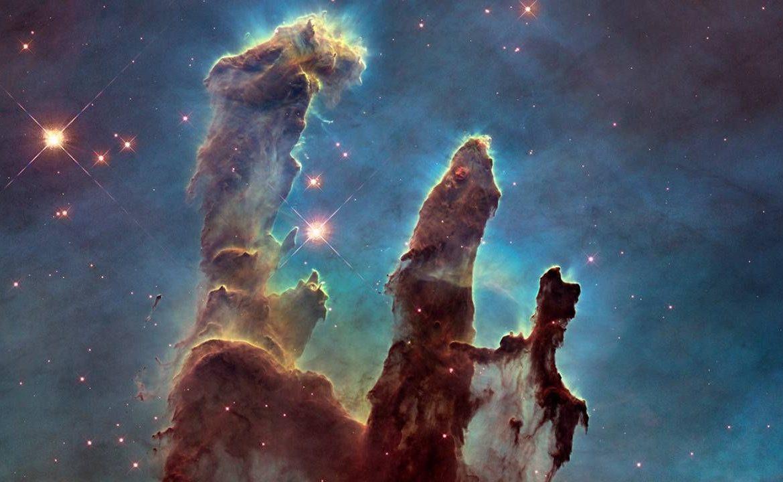 Życie na Ziemi zainicjowały molekuły z Kosmosu? (fot. NASA)