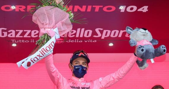 Giro d'Italia.  Caruso won the stage, Bernal is still ahead