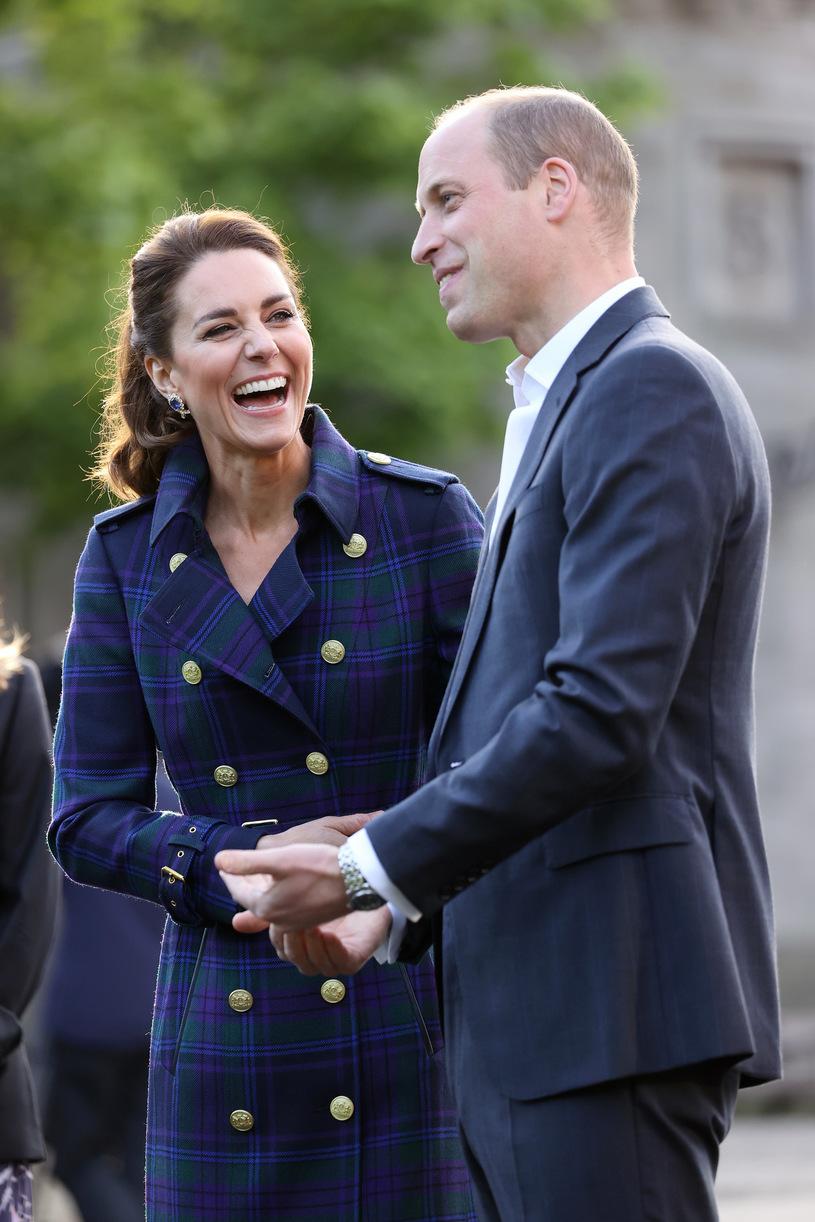 "Kate a William na premiéře ""Crowley"" W. Scotge / Chris Jackson - WPA Pool / Getty Images"