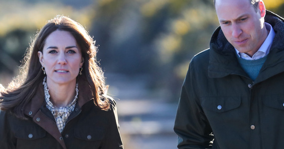 William and Kate rush to Scotland.  They must save the UK!
