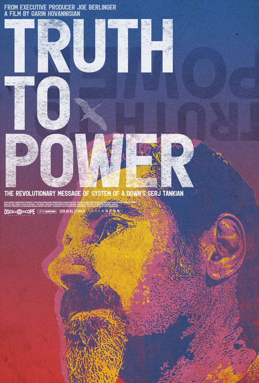 """""""Truth to power"""" - a poster"""