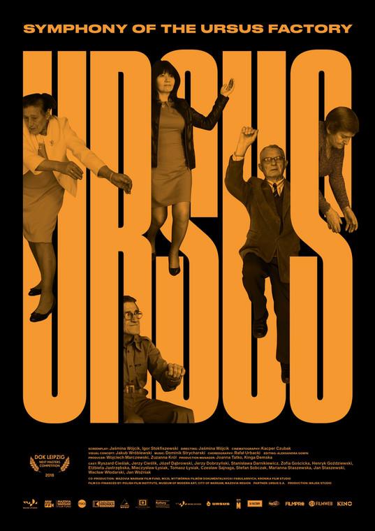 """Symphony of Ursus . Factory"" - a poster"