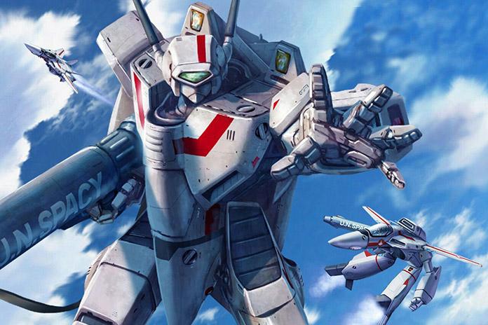 Robotech enters Funimation, Blu-ray