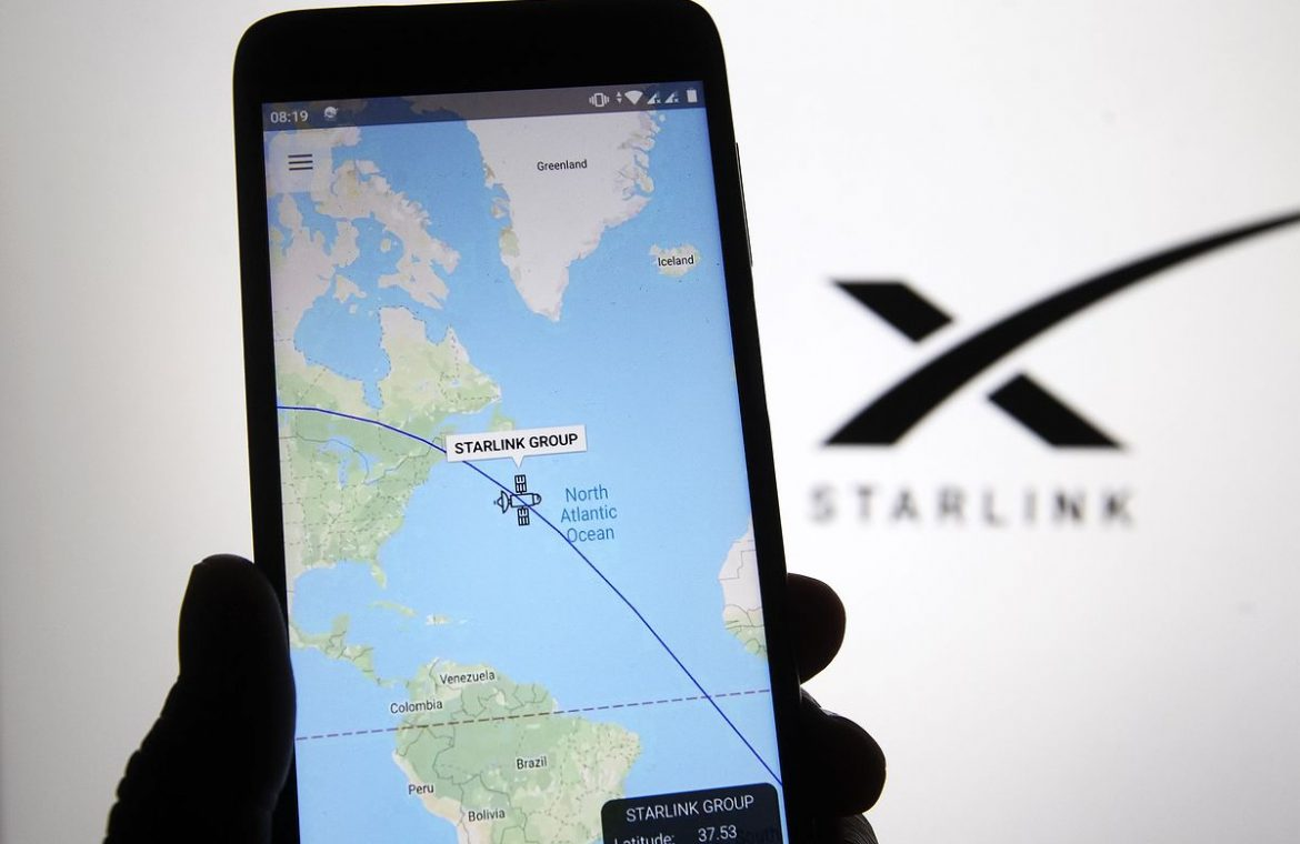 The internet got frantic.  Starlink users complain