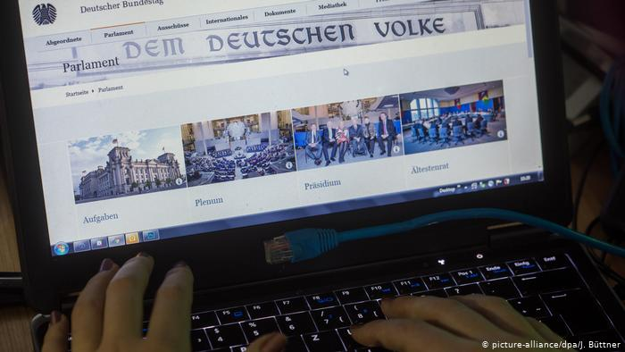 German services fear more attacks ahead of the Bundestag elections in September