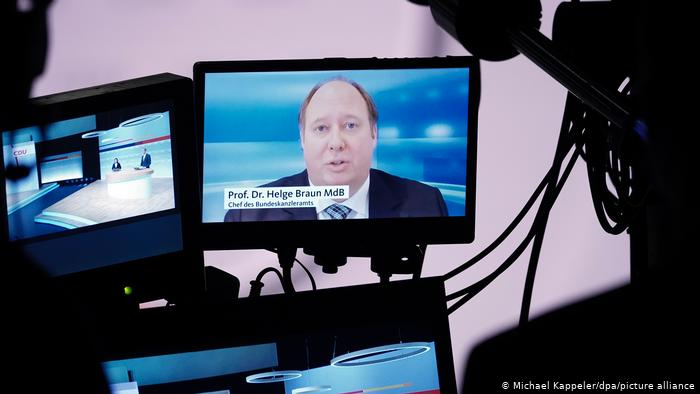 Head of Chancellor's Office Helge Braun (CDU)