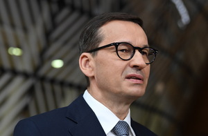 Mateusz Morawiecki in Brussels: I will refer to Russia's policy in the context of cyberattacks