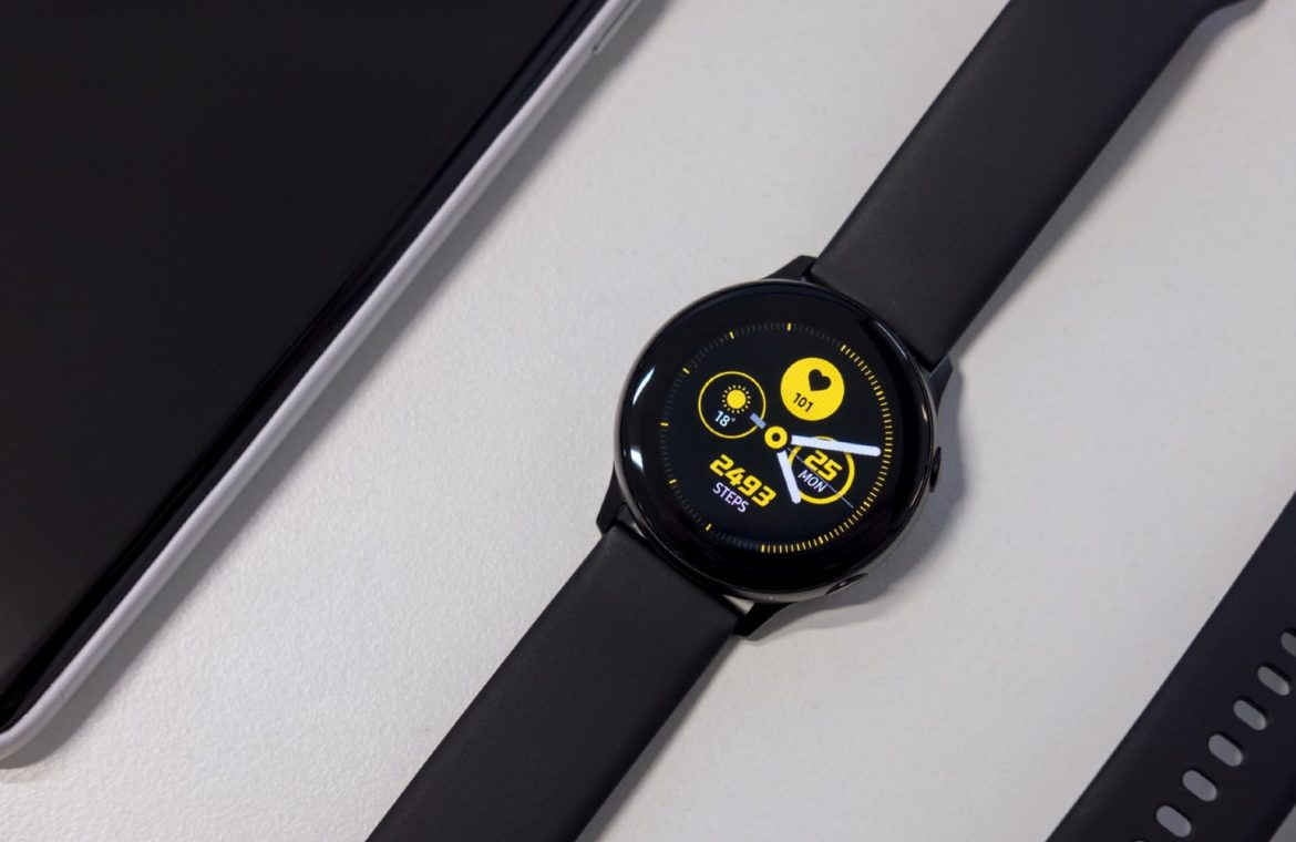 This is what the new Samsung Galaxy Watch4 might look like