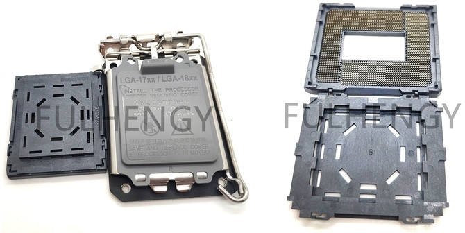 LGA1700 socket for Intel Alder Lake chips comes out in pictures and diagrams.  The new wing has no more secrets for us [3]