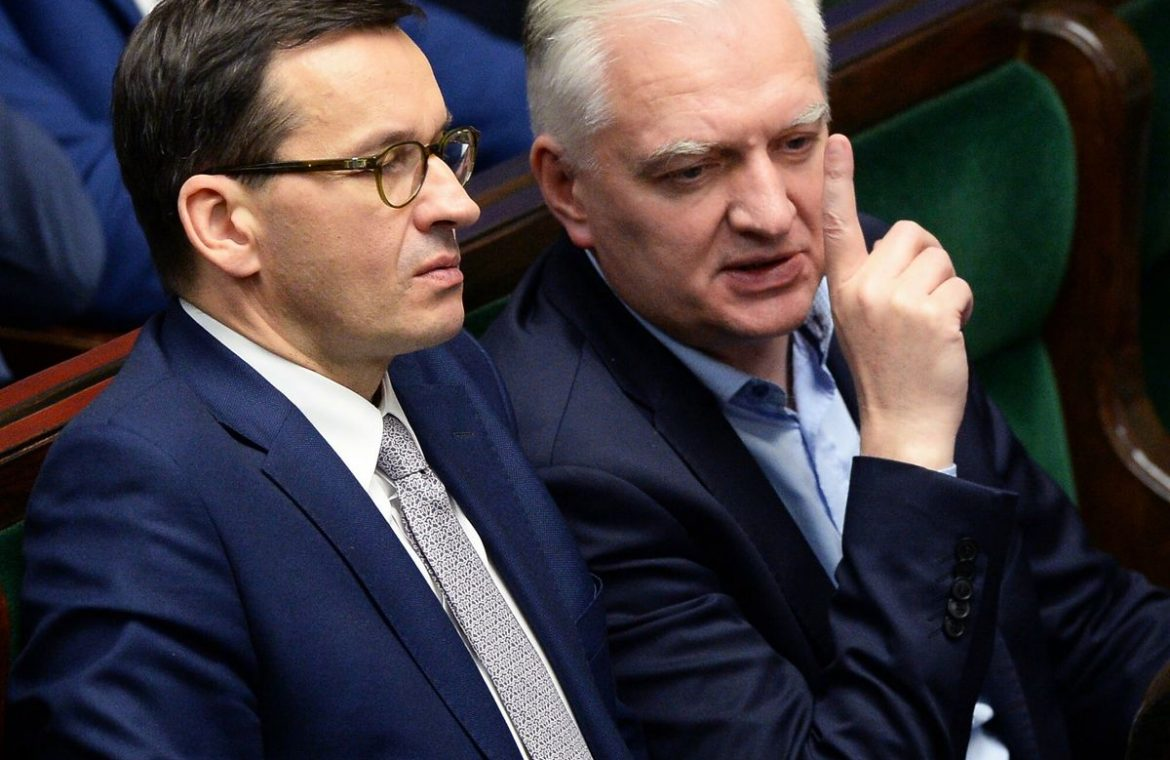 """""""It was clear that Morawiecki was upset.""""  What are the restrictions that the government is preparing for the fourth wave?"""