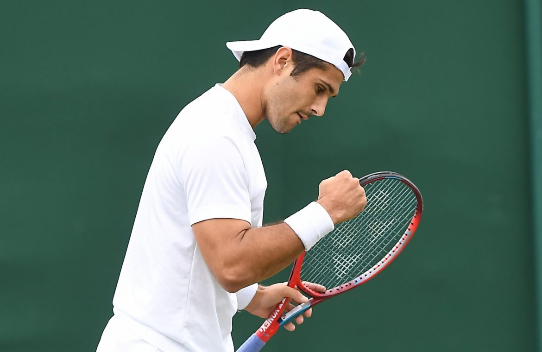Wimbledon: Hubert Hurkacz met a second competitor.  It took five sets