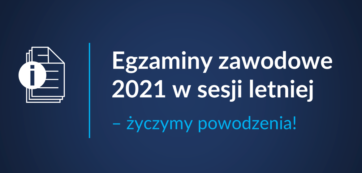 2021 Vocational exams in the summer session - Ministry of Education and Science
