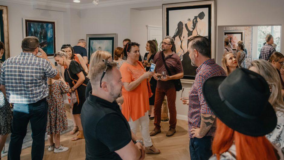Anita Barjlik Gallery.  New art space in Opole
