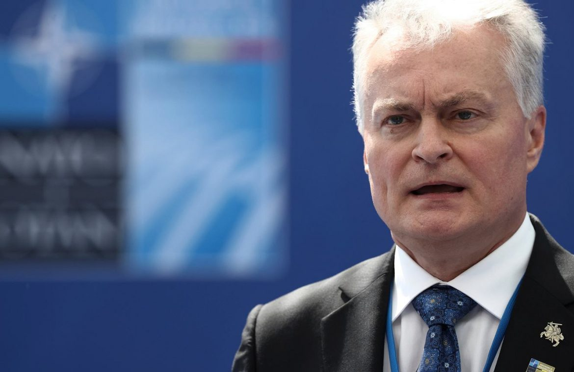 Brussels.  Lithuania warns EU against Putin: We must be very careful News from the world