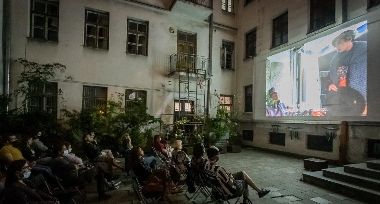 Cinema premiere at East Culture Festival - Different Voices أصوات