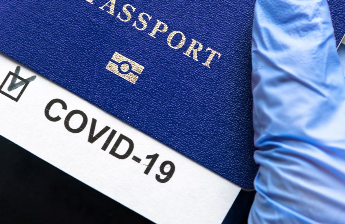 Covid passport approved in Europe.  Starts July 1