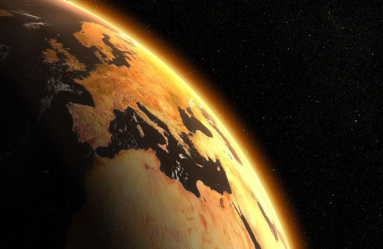 Disturbing news from NASA.  Too much solar radiation - O2