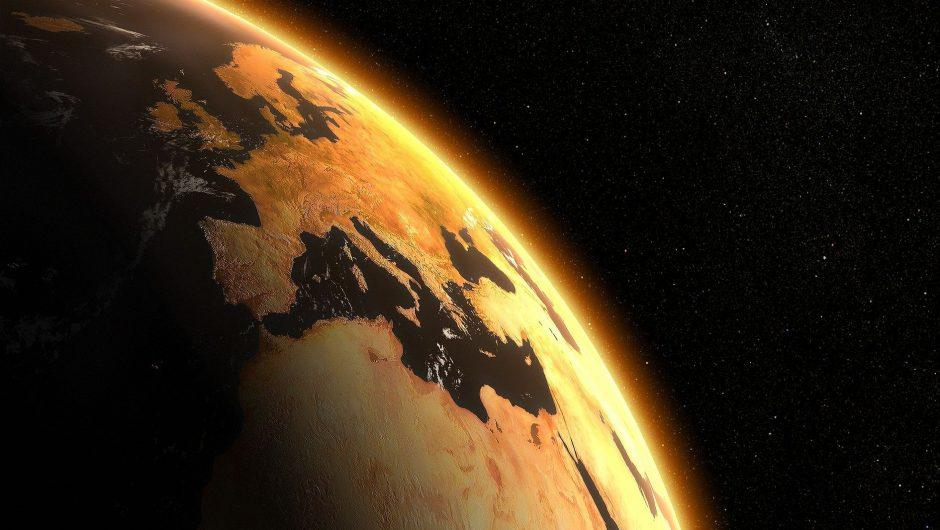 Disturbing news from NASA.  Too much solar radiation – O2