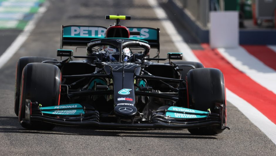 F1.  Mercedes has a tough decision to make.  He will decide the fate of the team