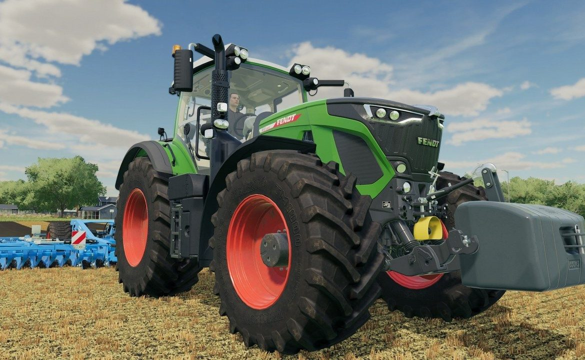 Farming Simulator 22 - Collector Edition and New Map Revealed