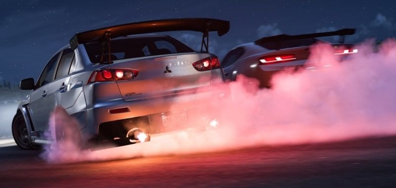 Forza Horizon 5 is officially in Polish.  Microsoft made all available sites