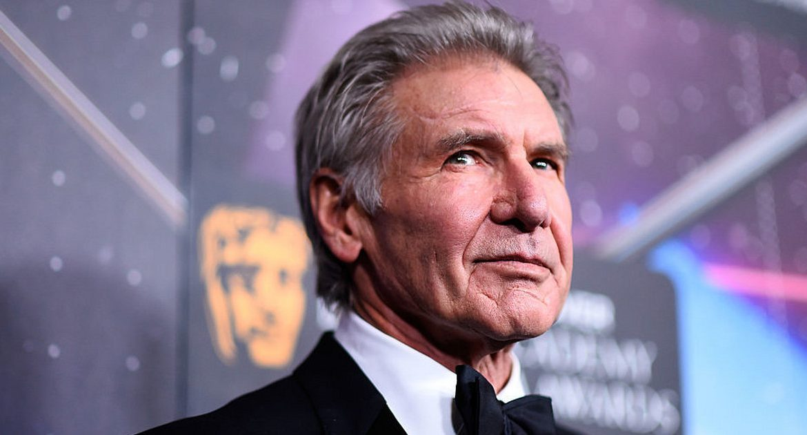 Harrison Ford injured on the set of 'Indiana Jones'