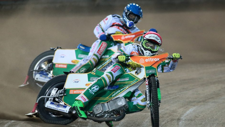Highway: Mateusz Schwednecki of Wókniarz Częstochowa will fight for the title of world champion