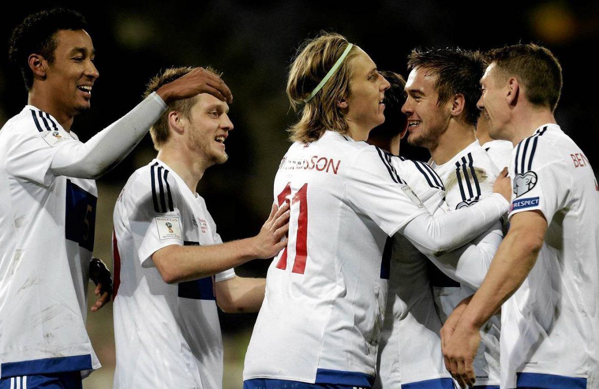 Historic achievement for the Faroe Islands.  Football the last great years