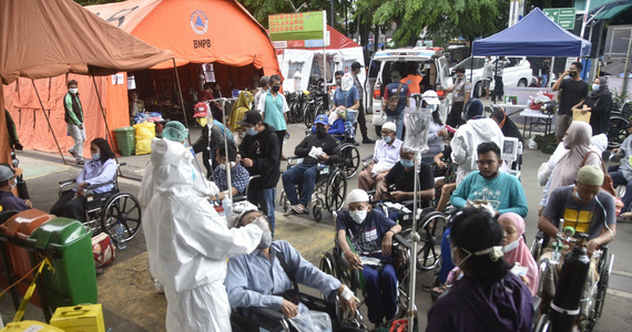 Indonesia: The number of infections and deaths from COVID-19 rises