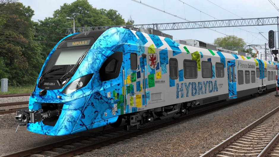 Investing in hybrid trains in West Pomerania